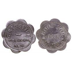 Banovich / Delamar, Nevada token