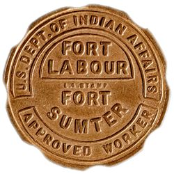 Fort Labour Token - Fake!