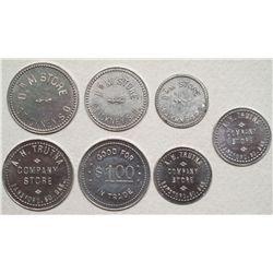 Seven Dakota tokens