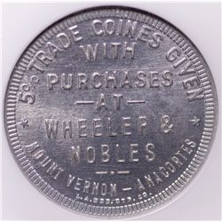 Wheeler & Nobles, Anacortes