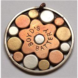 Boyd's Battery token