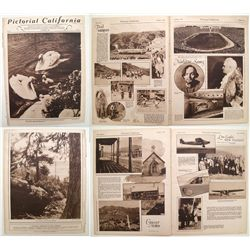 "Great early Bodie images in the October 1927 ""Pictorial California"""