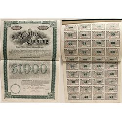 Alcatraz Company Mortgage Bond