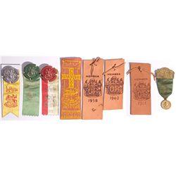Santa Barbara Commemorative Ribbons