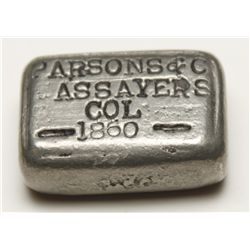 Assayer's Silver Ingot