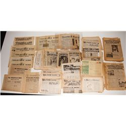 20th Century Newspaper Collection