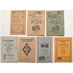 Early coin catalogues