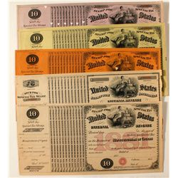 Manufacturer of Cigars Revenue Stamps