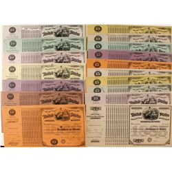Peddler Revenue Stamps