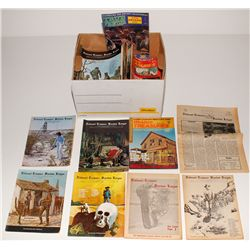 National Treasure Hunters Magazines