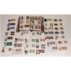 400 Cachet U. S. Plate Block Covers