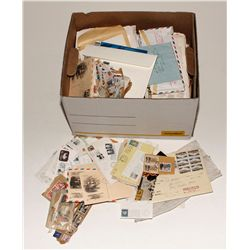 MASSIVE lot of stamps and covers