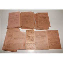 Eureka Post Office Documents