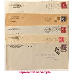 Tonopah and Goldfield Railroad covers