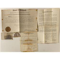Postmaster General Notice.
