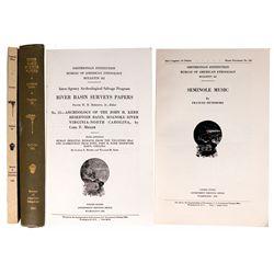 Bureau of Ethnology, Seminole & River Basin Indians, (Eastern States)