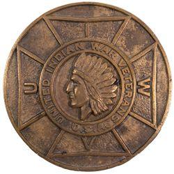 United Indian War Veterans Medal