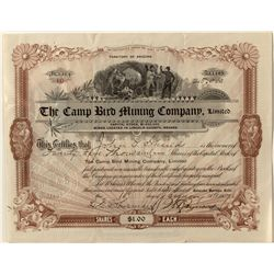 Territorial Mining Certificate