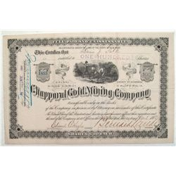 Chaparral Gold Mining Company