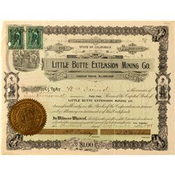 Little Butte Extension Mining Company