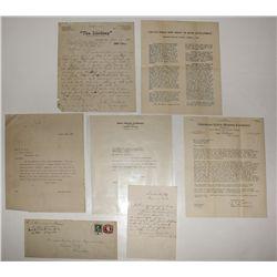 Mining correspondence