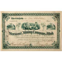 Stormont Mining Company of Utah