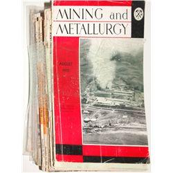 Mining Journals