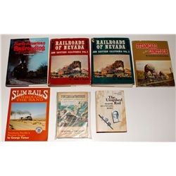 Library of Nevada and California railroads
