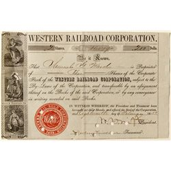 Western Rail Road Corporation