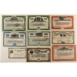 Railroad Variety Lot: Eastern U. S.