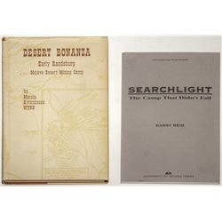 Searchlight/Randsburg books