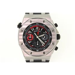 WATCH: [1] Men's St. Steel Audemars Piguet Royal Oak Off-Shore Alinghi Polaris Limited Edition chron