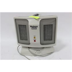 HOMES OSCILLATING CERAMIC HEATER