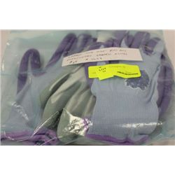 PK OF 3 LADIES GARDEN GLOVES X3