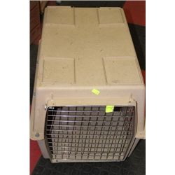 MED DOG KENNEL