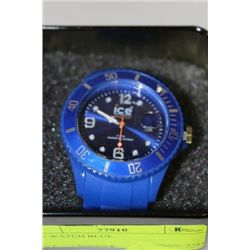 ICE WATCH BLUE
