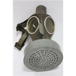 WW11 GERMAN GAS MASK