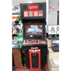 NEO GEO VIDEO ARCADE GAME