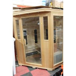 NEW IN BOX DRY SAUNA