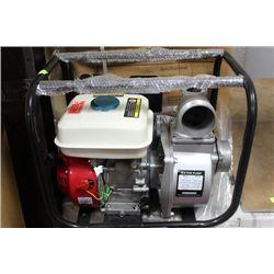 NEW 6.5HP GAS WATER PUMP