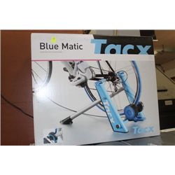 BLUE MATIC CYCLE TRAINER W RESISTANCE LEVER