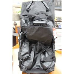 NORTHFACE ROLLING SPORTS BAG RETAIL 369.99 ON