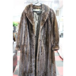 FURS BY LISTER MINK COAT