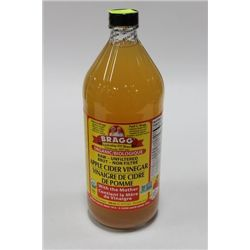 BOTTLE W 946 MLS APPLE CIDER VINEGAR