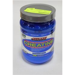 400 GRAMS ALL MAX CREATINE