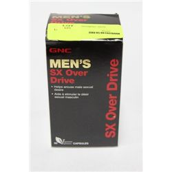 BOTTLE OF 90 MENS SX OVERDRIVE MALE SEXUAL
