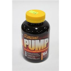 1 MONTH SUPPLY MUTANT PUMP FOOD SUPPLEMENT