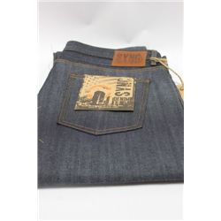 PAIR OF SYNC MENS JEANS SIZE 38