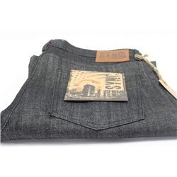 PAIR OF SYNC MENS JEANS SIZE 40
