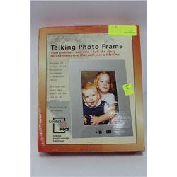 5 X 7 TALKING PHOTO FRAME